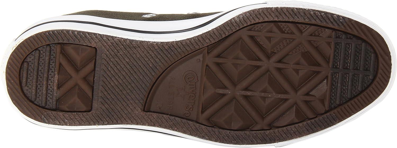 Converse Optical White, Sneakers Basses Mixte Feuille de Raisin