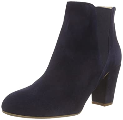 77e0922f29c Shoe the Bear Women's Hannah Navy Ankle Boots: Amazon.co.uk: Shoes ...