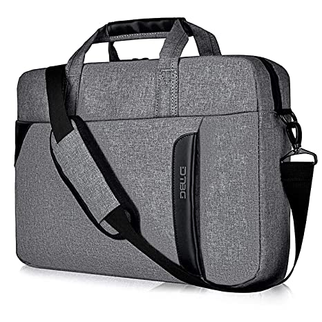 2c692e272774 Amazon.com: DTBG 15.6 Inches Laptop Bag Shoulder Bag Nylon Messenger ...
