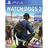 WATCH DOGS 2 PlayStation 4 by Ubisoft