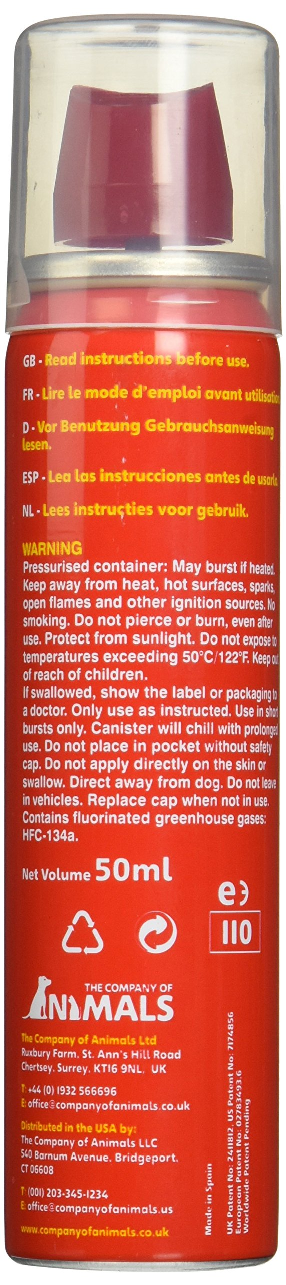 The Company of Animals Pet Corrector (4 Pack), 50ml by The Company of Animals (Image #3)