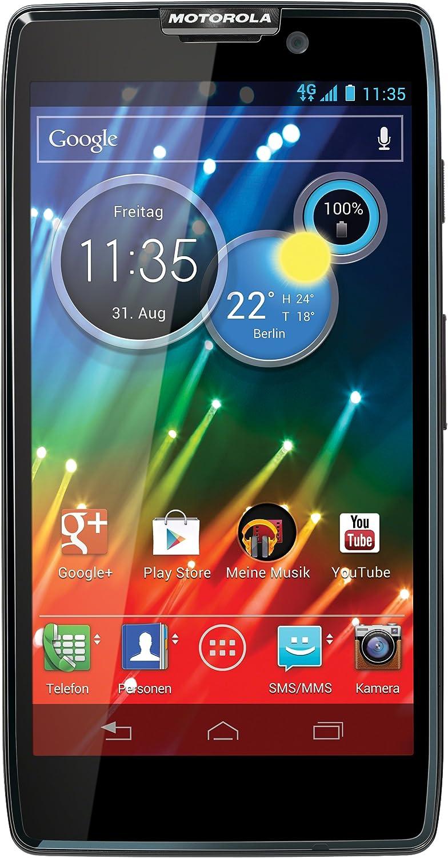 Motorola Razr Hd Smartphone 4 7 Zoll Schwarz Elektronik