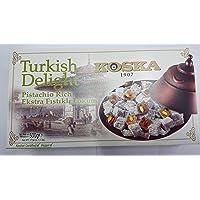 Delicias turcas con pistachos 500g Turkish delight with