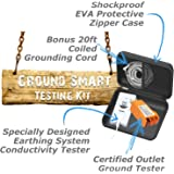 Ground Smart Testing Kit; Find Out If Your Earthing System Is Grounding You Properly; Earthing Mat, Sheets, All Products