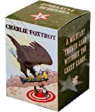 Charlie Foxtrot - Military Themed Card Game - 270 Cards: 65 Green (Question) Cards, 205 Tan (Response) Cards