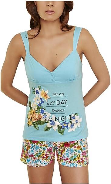 Pijama mujer verano juvenil