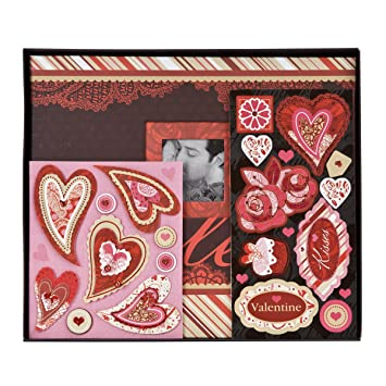 Amazon Facraft Scrapbook Kit Luxury Scrapbooking With Pages