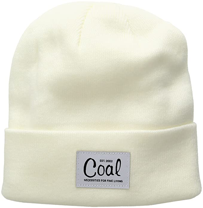 f85ea7547e0c2 Amazon.com  Coal Women s The Mel Fine Knit Workwear Cuffed Beanie ...