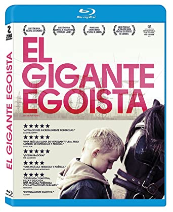 El Gigante Egoísta (The Selfish Giant) A Clio Barnard Film - English Audio with