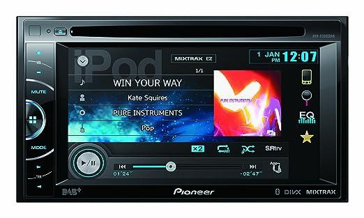 Pioneer AVIC-F250 Negro - Módulo receptor GPS (SD): Amazon.es: Electrónica