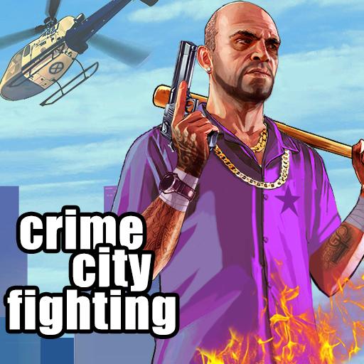 Crime City Fighting (Juego Lucha De)