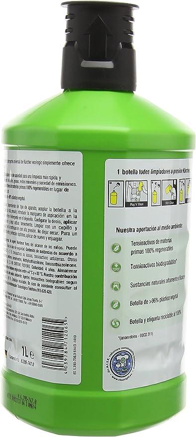 Kärcher 6.295-747.0 - Detergente universal ecológico, 1 l: Amazon.es: Salud y cuidado personal