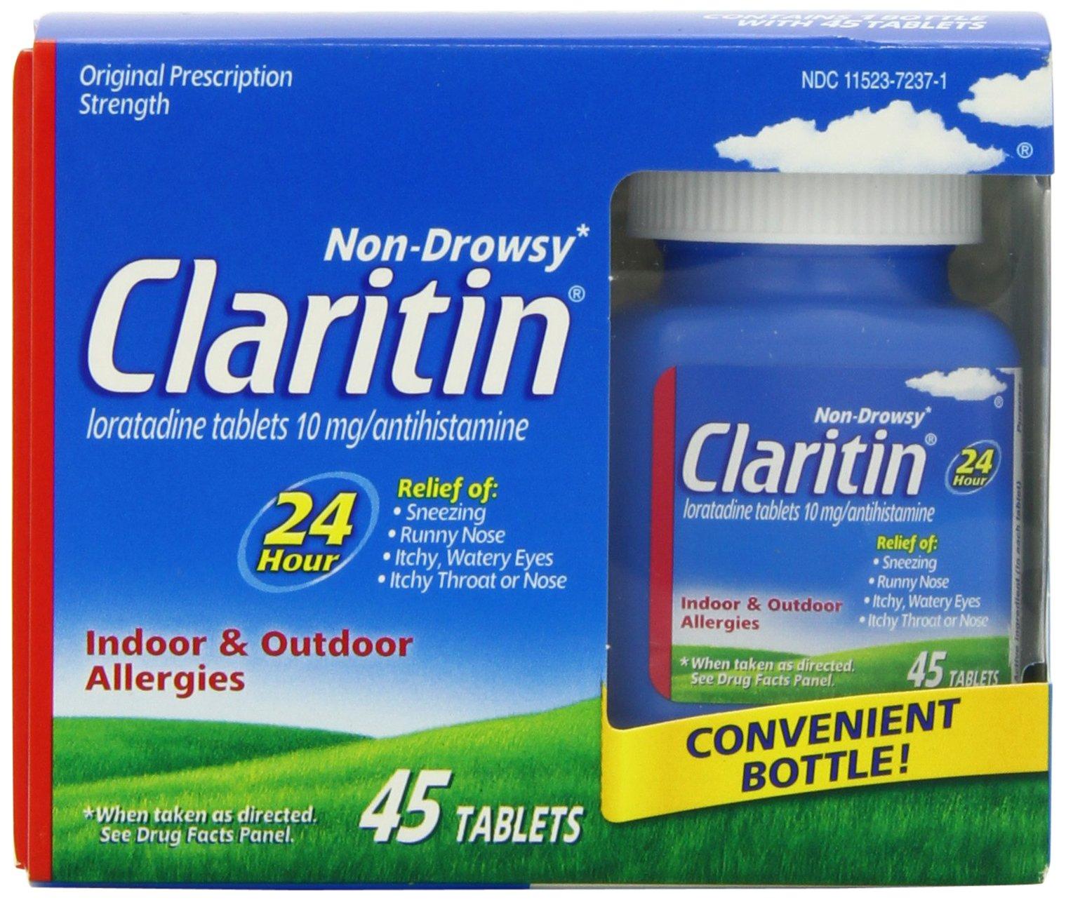 Zyrtec 24 Hour Allergy Relief Tablets, Antihistamine