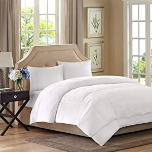 Sleep Philosophy Benton 2 Layer Down Alternative Comforter, King