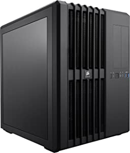 Corsair CC-9011030-WW Carbide Series Air 540 High Airflow ATX Cube Case - Black