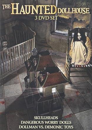 Haunted Dollhouse Collection 3 Disc Set Dvd Ntsc Amazon Co Uk