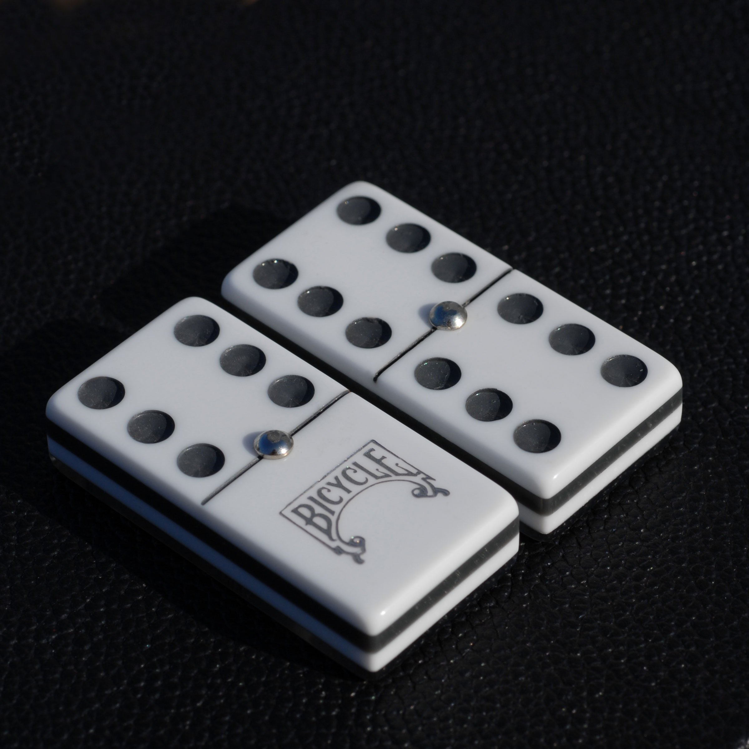 WE Games Luxury Domino Case -Double 6 by Wood Expressions (Image #3)