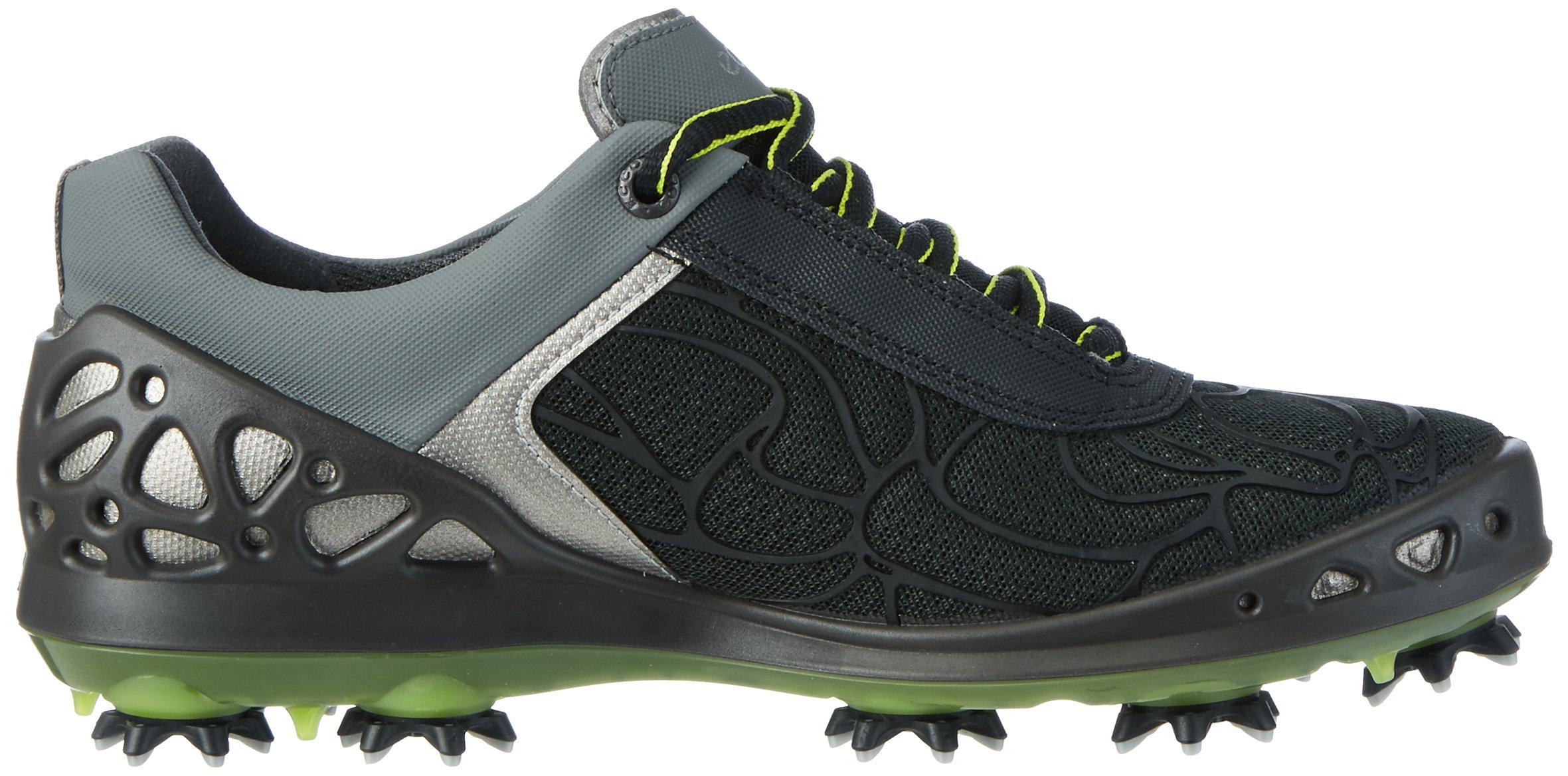 ECCO Women's Cage Evo Golf Shoe, Black, 41 EU/10-10.5 M US by ECCO (Image #6)