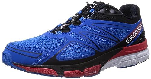 Salomon X Scream chaussures trail running Homme Gecko Vert