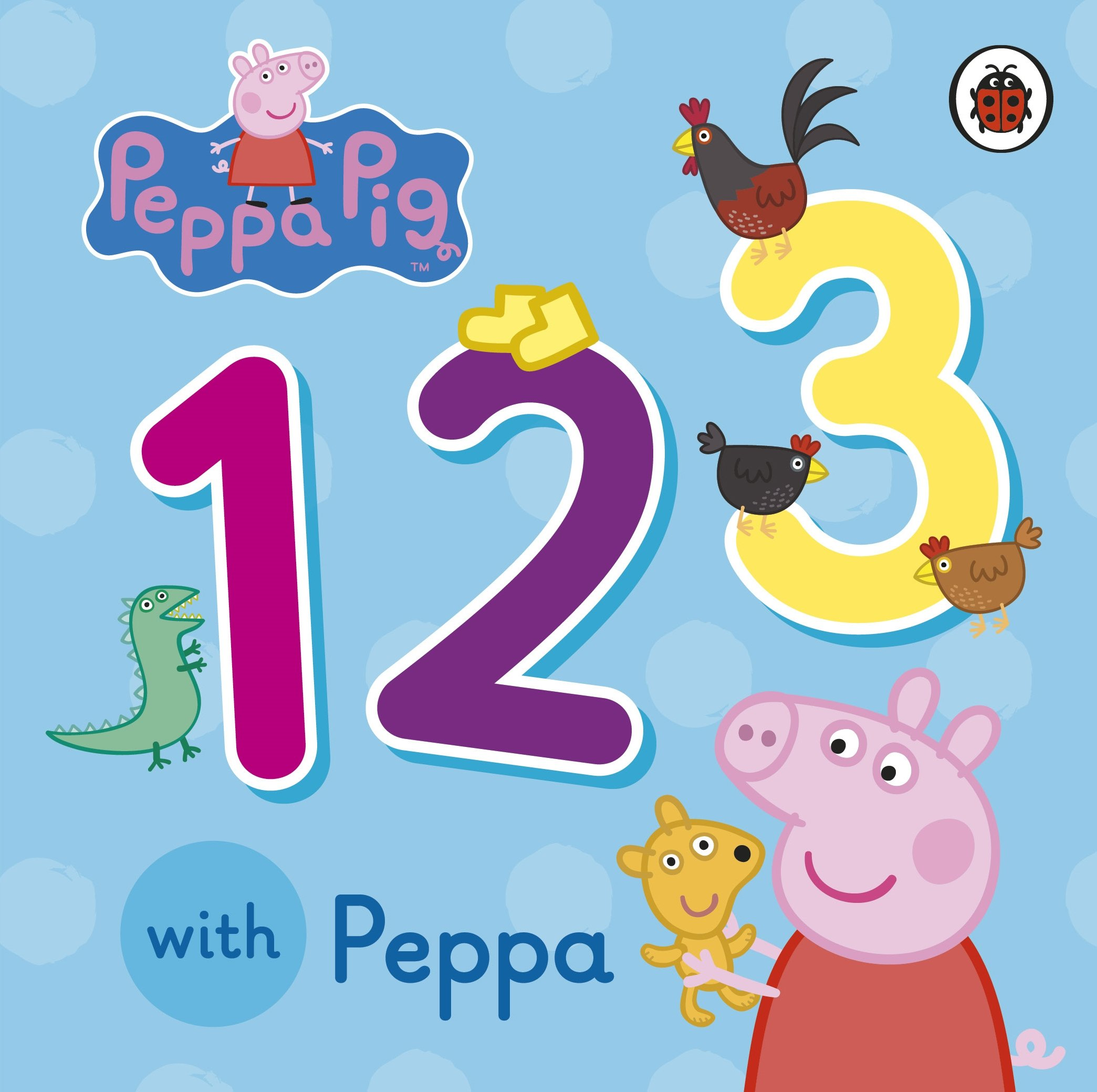 Buy Peppa Pig 123 With Peppa Book Online At Low Prices In India