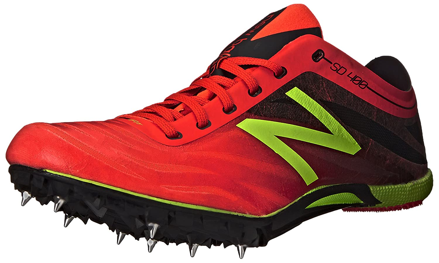 Amazon.com | New Balance Men's SD400V3 Track Spike Shoe | Track & Field &  Cross Country