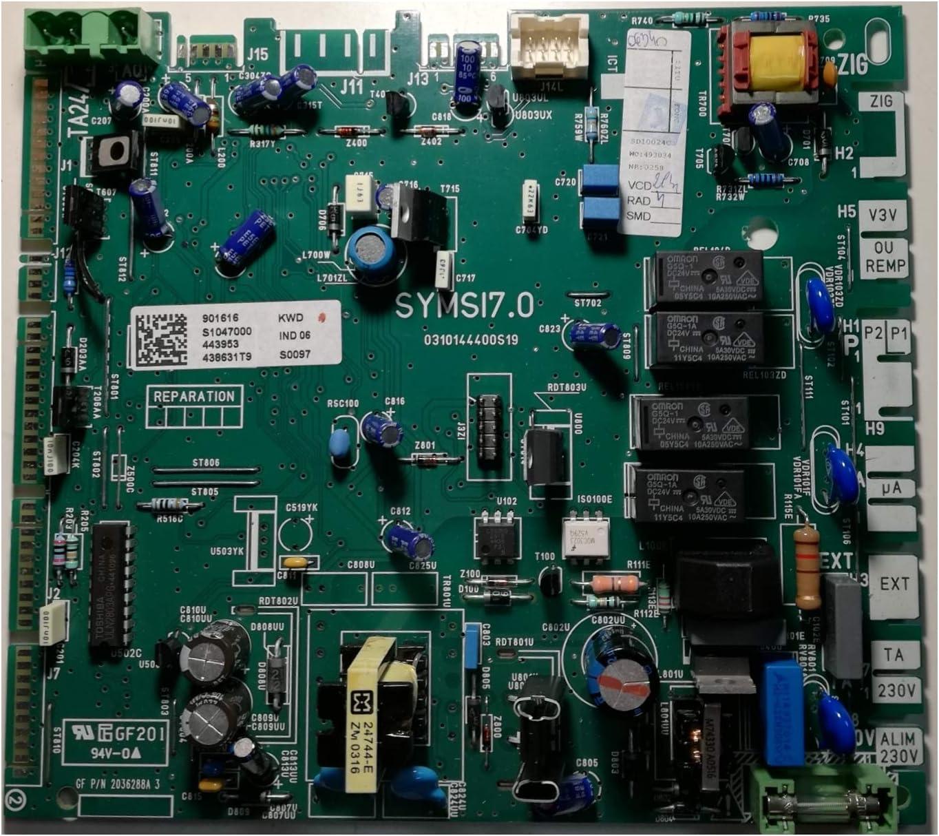 Saunier Duval S1047000 PCB