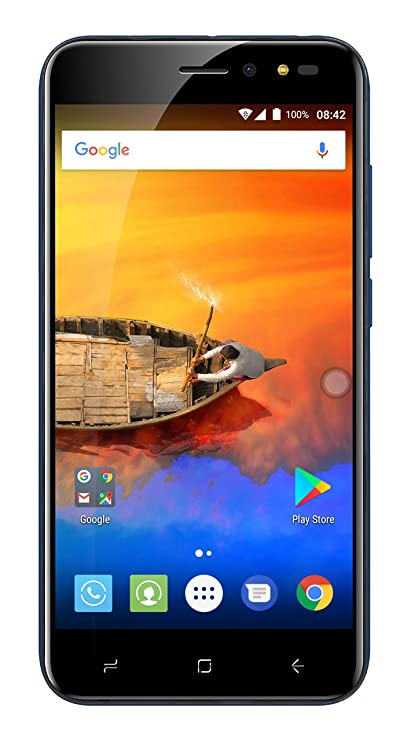 iVooMi Me3  Teal Blue, 16  GB   2  GB RAM  Smartphones