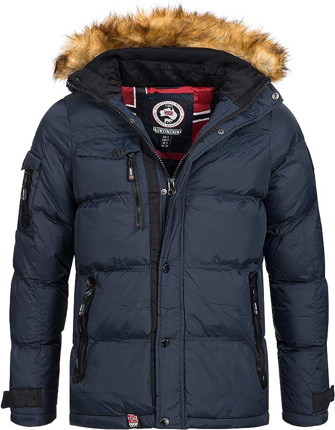 Anapurna Herren Winterjacke Jacke Outdoor Warm Gefüttert Biwa Gr. S XXXL