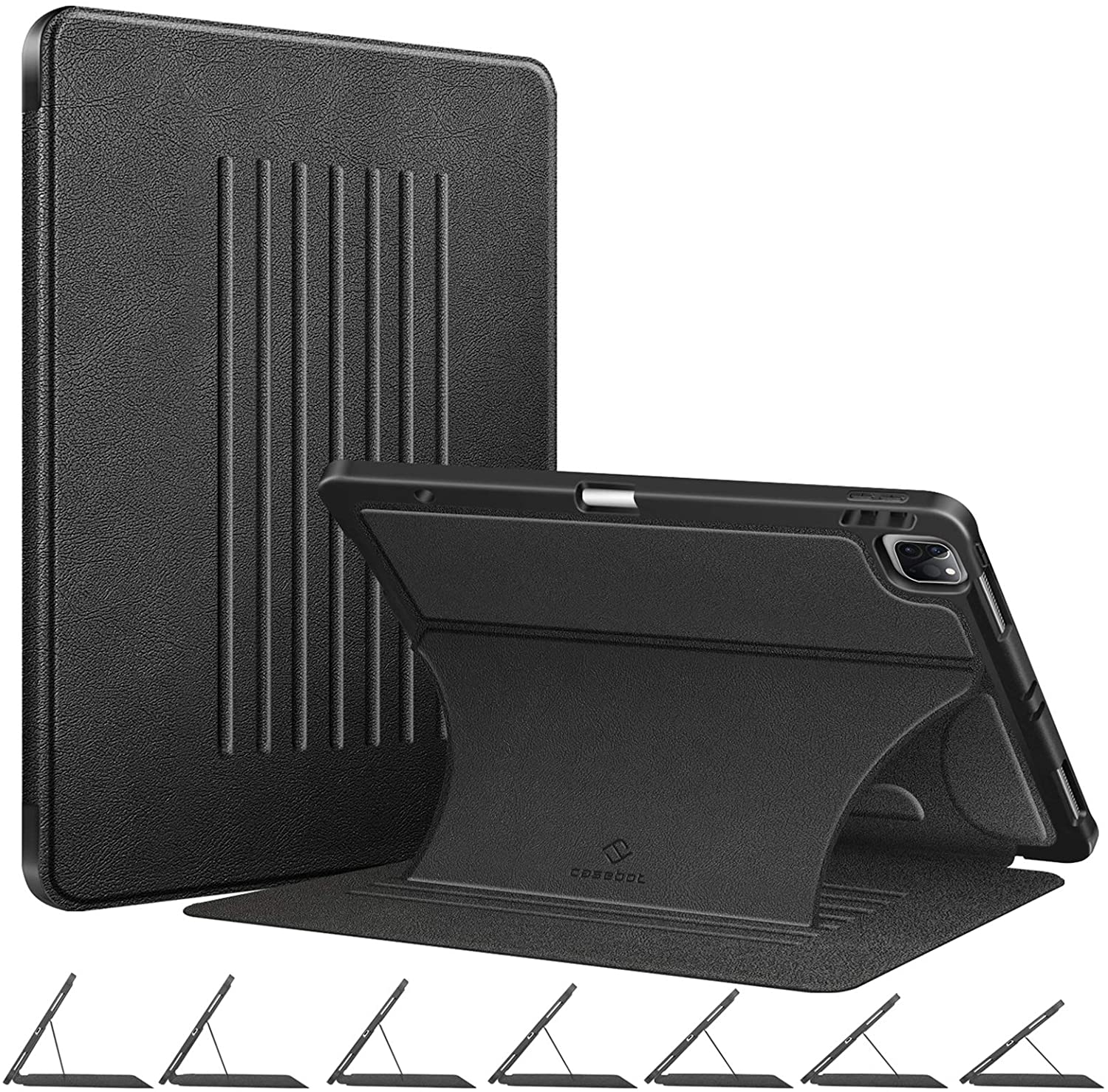 CaseBot Magnetic Stand Case for iPad Pro 12.9