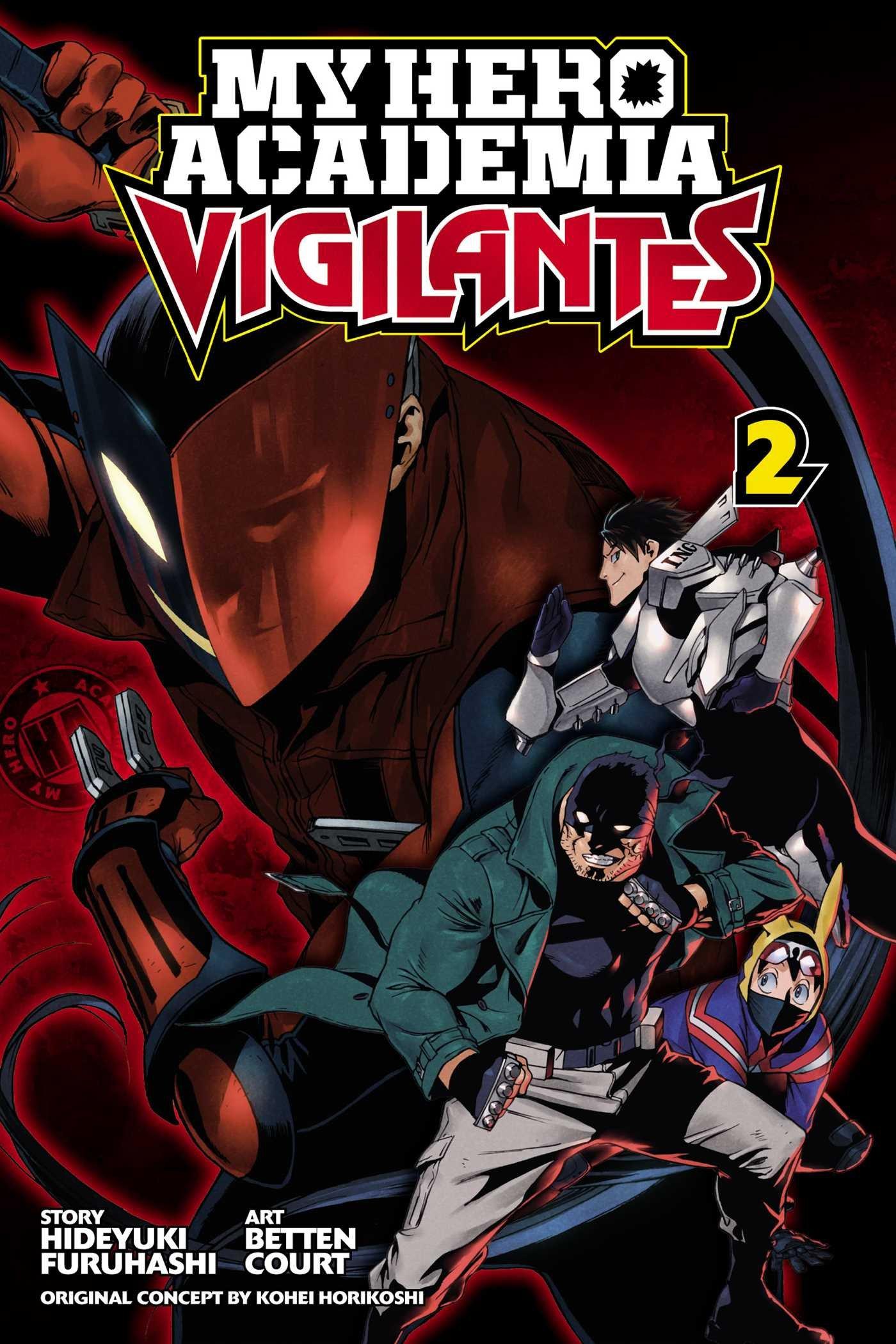 Download My Hero Academia: Vigilantes, Vol. 2 PDF ePub book