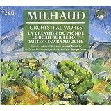 ミヨー:管弦楽曲集、ピアノ曲集 (Milhard: Orchestral and Piano Music) (2CD)