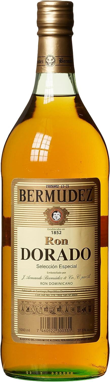 Berm udez Ron Dorado, 1er Pack (1 x 1 l): Amazon.es ...
