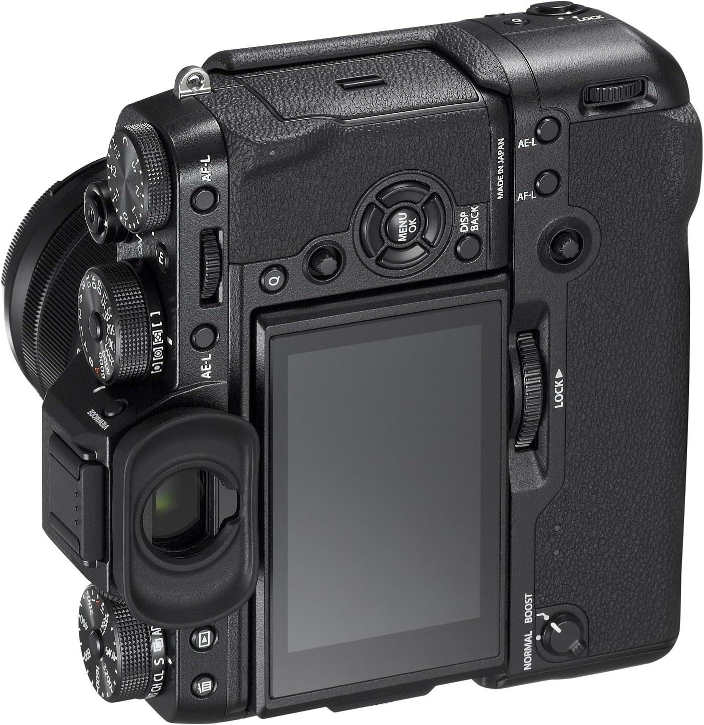 Fujifilm VPB-XT2 - Empuñadura Vertical, Negro: Amazon.es: Electrónica