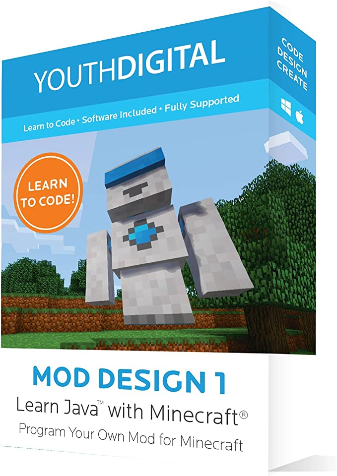 Amazon Com Youth Digital Mod Design 1 Online Course For Mac Pc Software