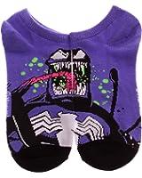 Marvel Venom Purple Ankle Socks