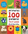 First 100 Words Bilingual (small padded edition) (Spanish Edition)