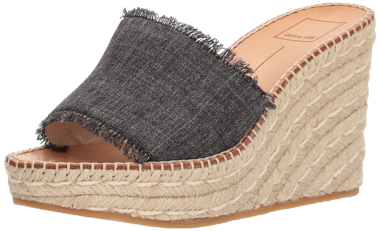 d91bd44a01 Amazon.com: Dolce Vita Women's PIM Espadrille Wedge Sandal: Shoes