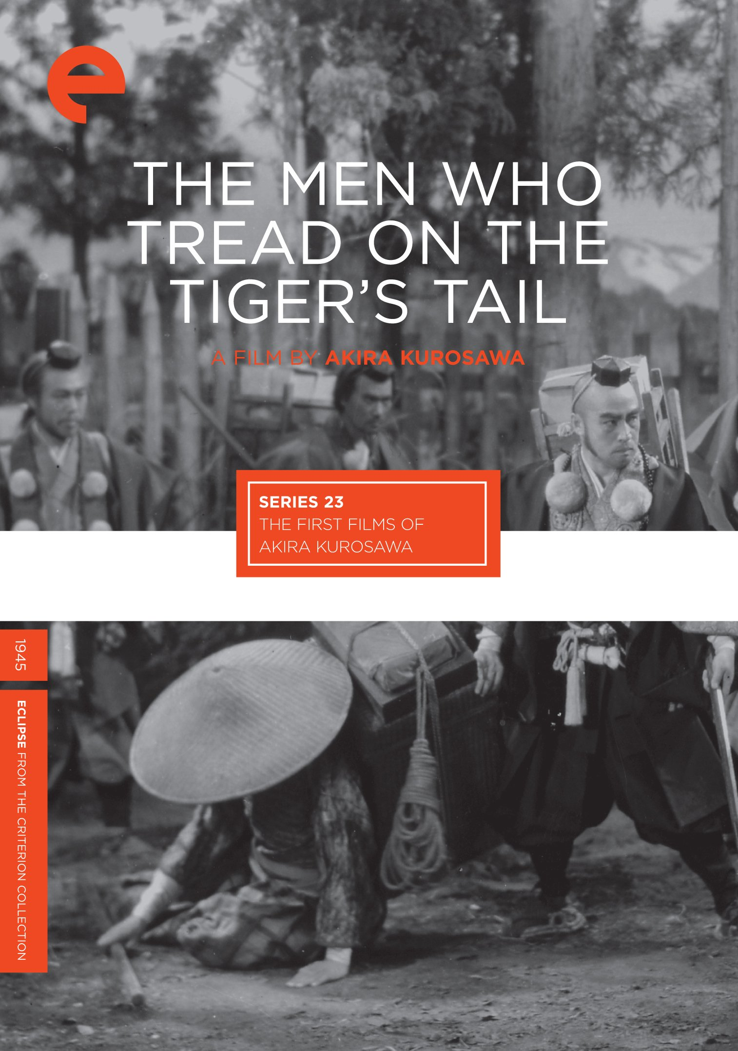 Eclipse Series 23: The First Films of Akira Kurosawa (Sanshiro Sugata / The Most Beautiful / Sanshiro Sugata, Part Two / The Men Who Tread on the Tiger's Tail) (The Criterion Collection) by Criterion
