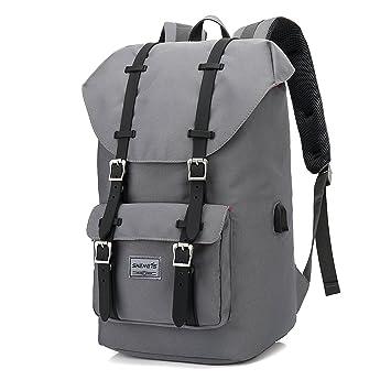 40b8e2cf10a5e ShengTS Laptop-Rucksack passt bis zu 17