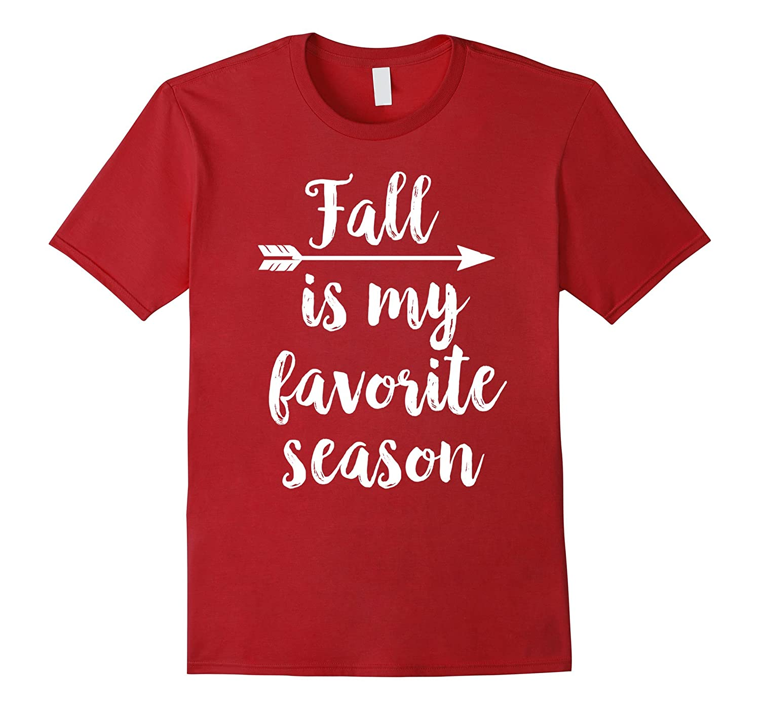 Fall Shirts with Sayings Fall is My Favorite Season T ...