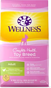 Wellness Simple Complete Health Toy Breed Dog Food
