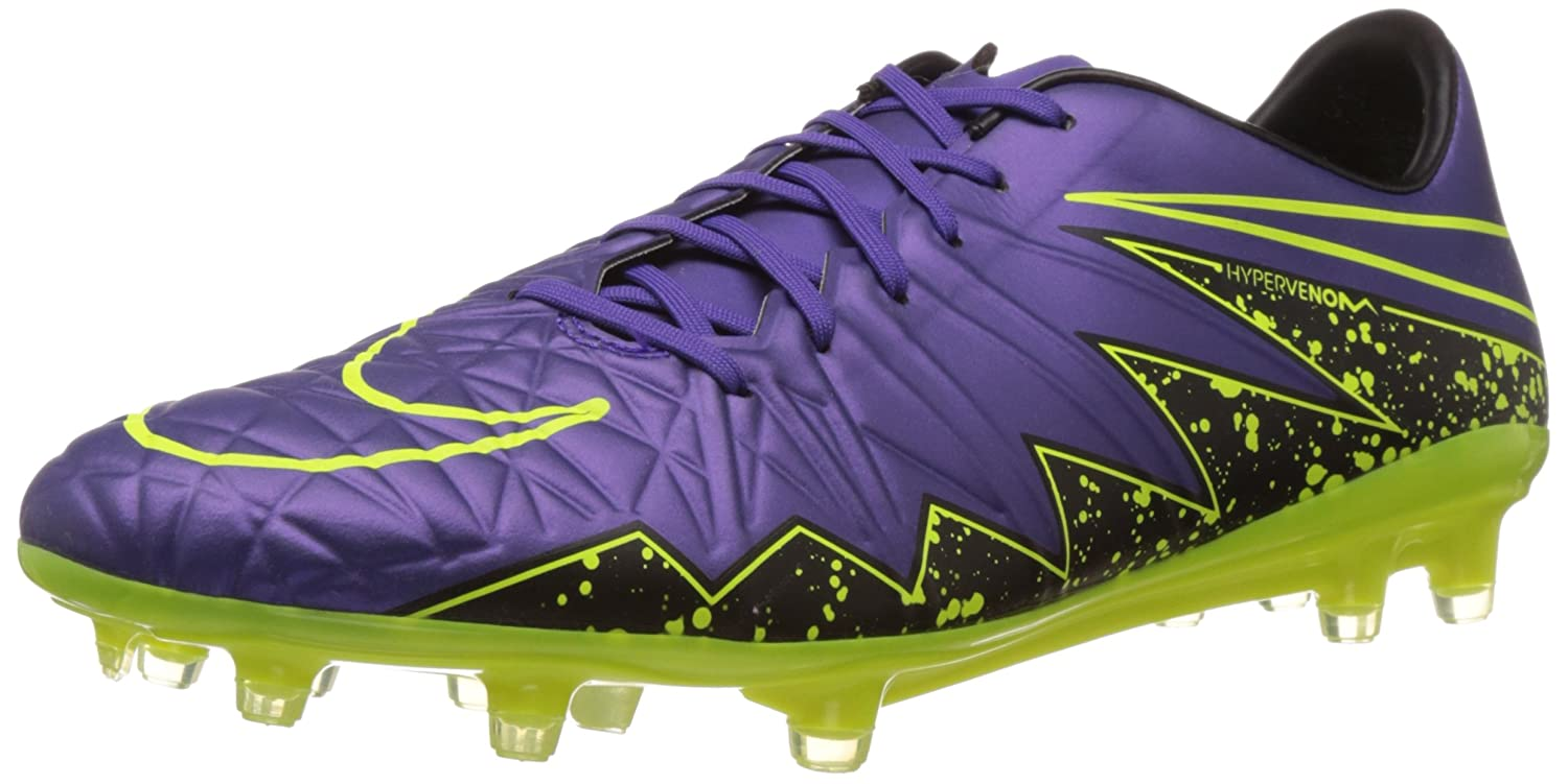 Nike メンズ B015YC00YEHyper Grape/Volt-Black-Black Hyper Raisin/Noir/Volt 12.5 M US