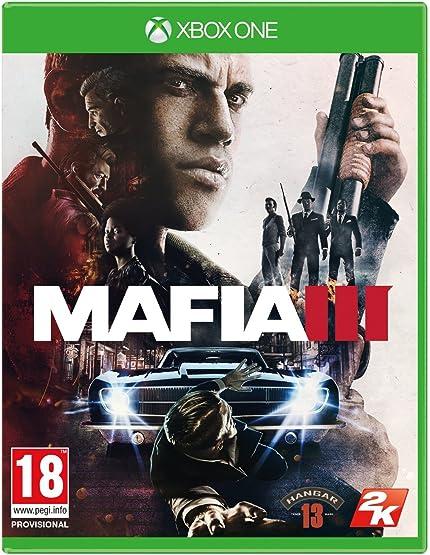 Amazon mafia iii xbox one video games mafia iii xbox one sciox Choice Image