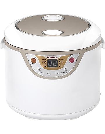 Moulinex Robot Maxichef-Robots de Cocina (8 programas automáticos, Capacidad de 3,