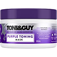 Toni & Guy Hair Mask Purple, 285ml