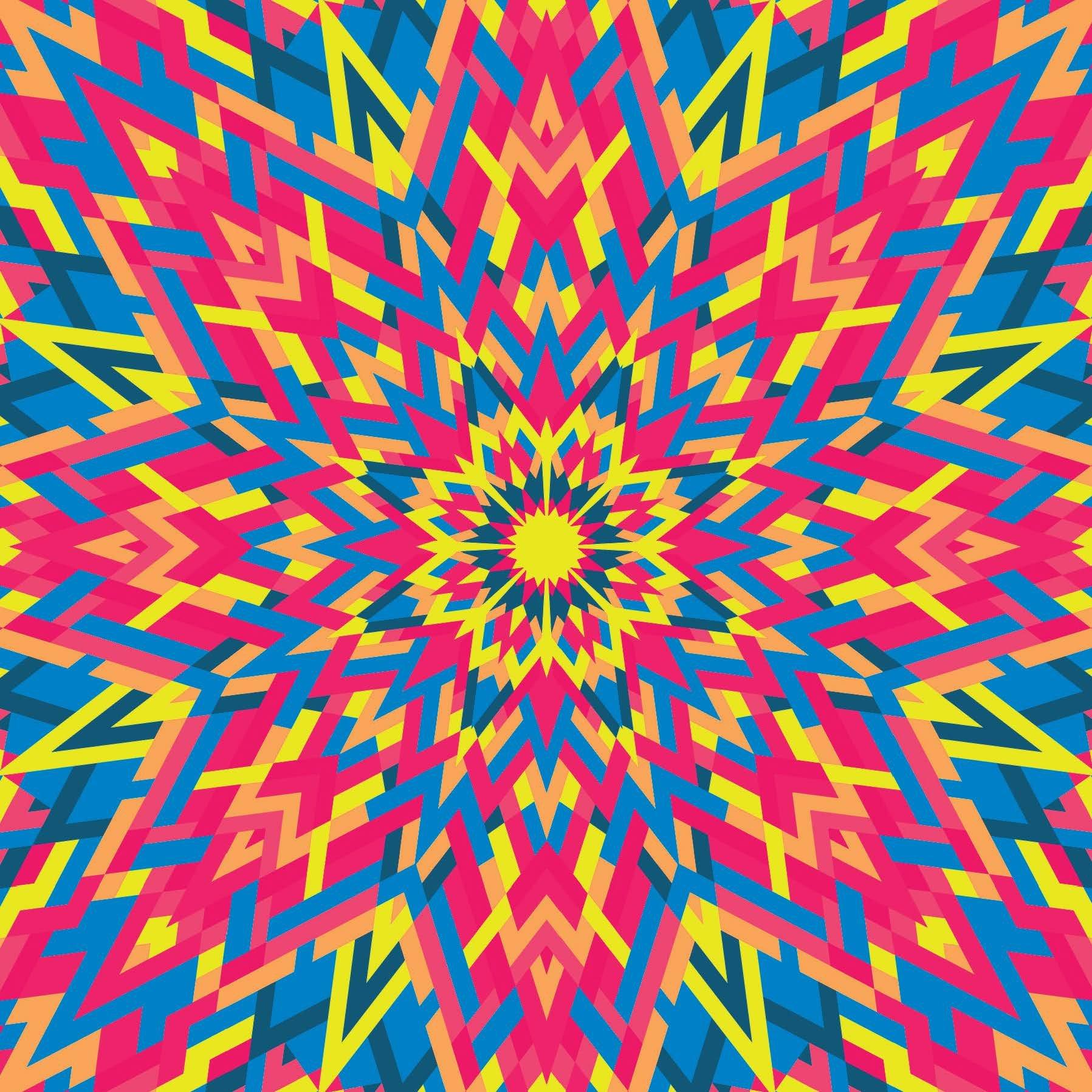 Kaleidoscope Patterns Interesting Design Ideas
