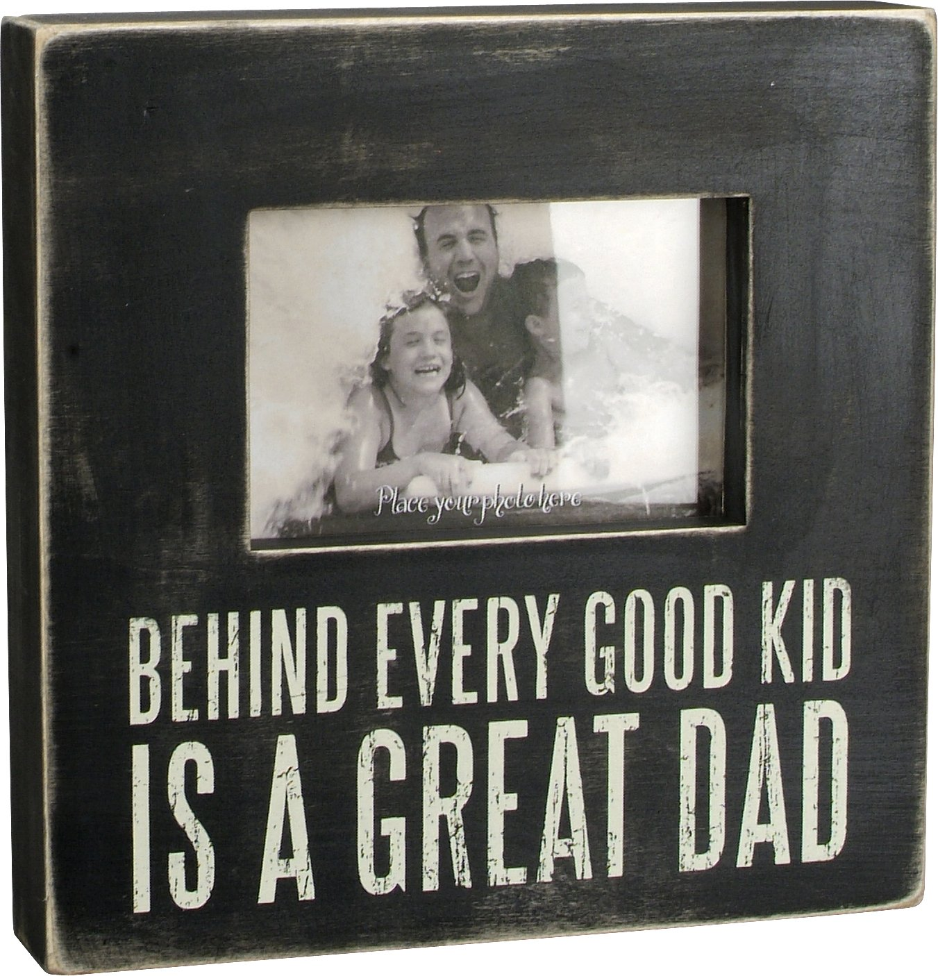 Primitives by Kathy 19249 Great Dad Classic Box Frame