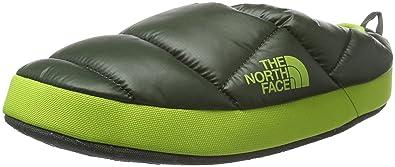 The North Face NSE Tent Mule III - Zapatillas de estar por casa Hombre - verde