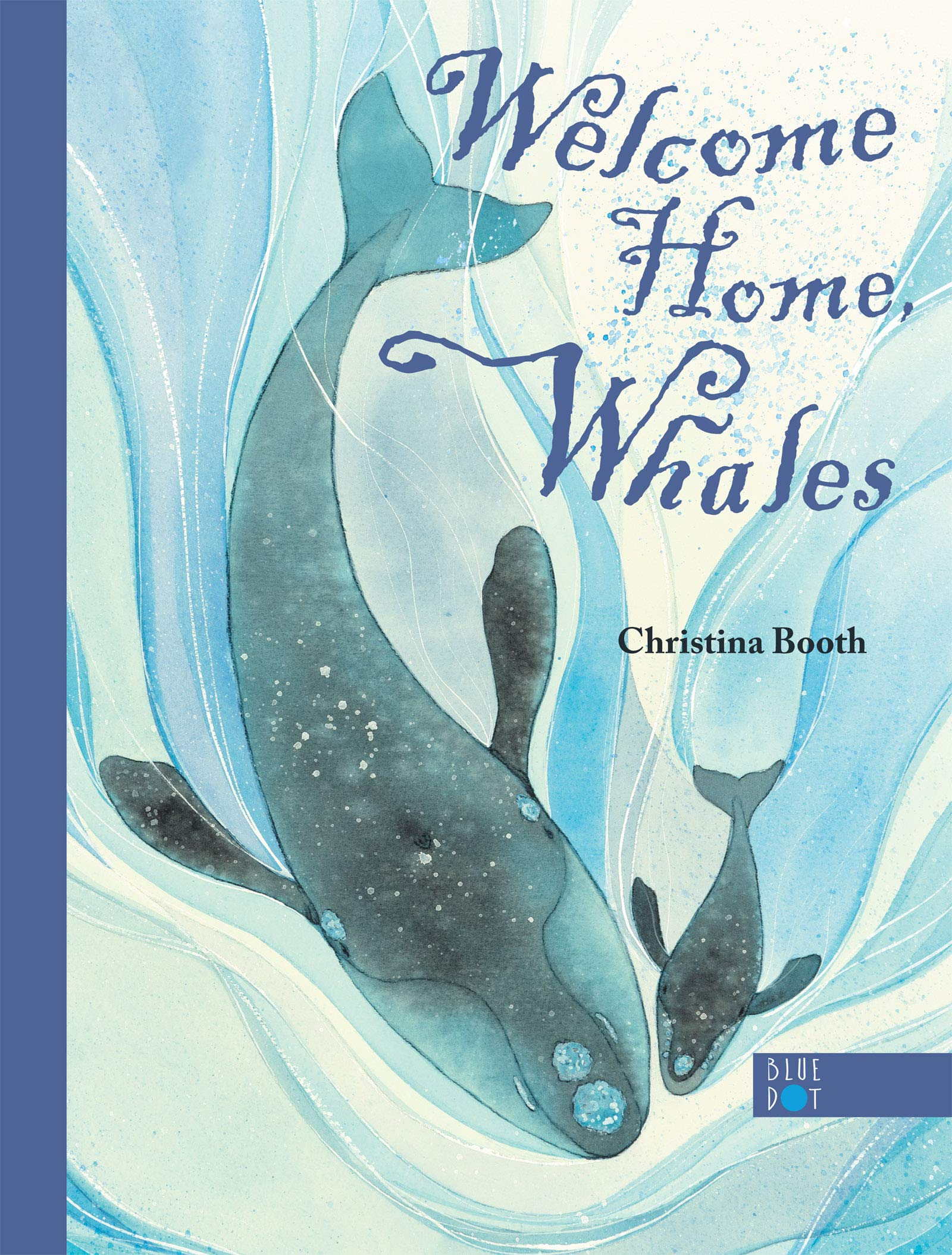 Welcome Home, Whales: Booth, Christina: 9781733121286: Amazon.com: Books