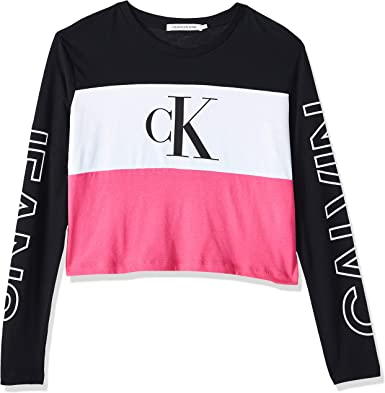 Calvin Klein Jeans Statement Logo Long